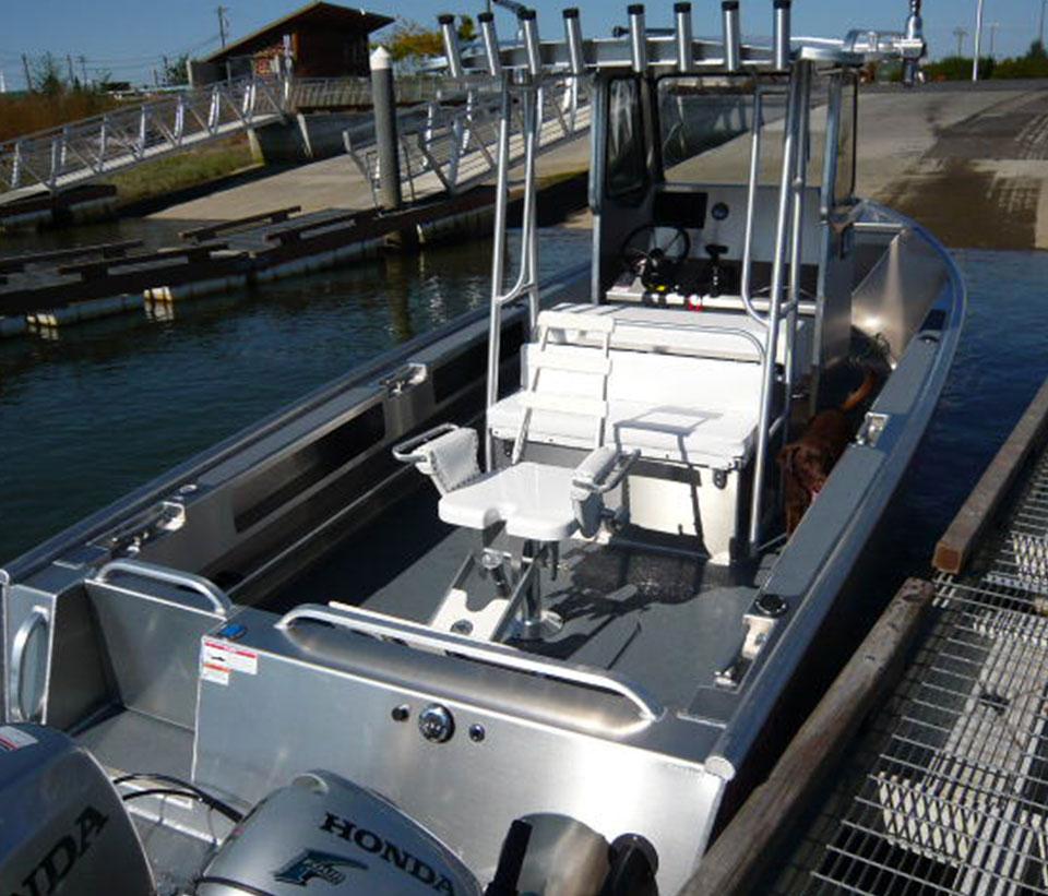 Super Top Aluminum Boats Commercial